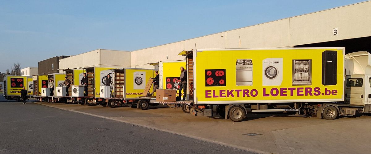Elektro Loeters uses Movetex to reduce transport costs and improve customer service